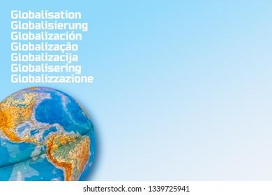 Globalisation Images, Stock Photos & Vectors | Shutterstock