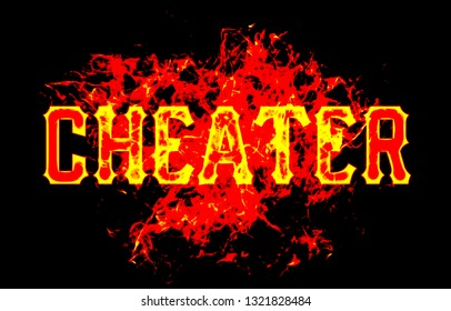 Cheater Images, Stock Photos & Vectors | Shutterstock
