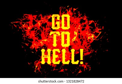 Go to hell in a handbasket meaning in hindi