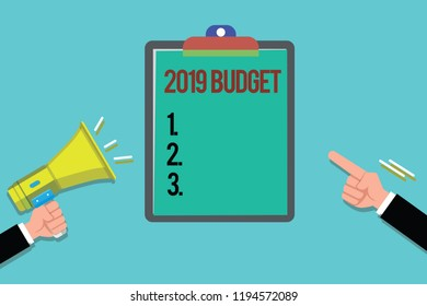 budget 2019 images stock photos vectors shutterstock