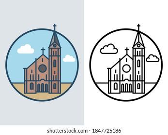 World famous building - Denver Church