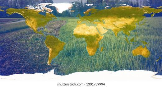 Agriculture World Map.World Map Agriculture Images Stock Photos Vectors Shutterstock