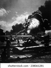 World War II, Pearl Harbor, December 7, 194 1,