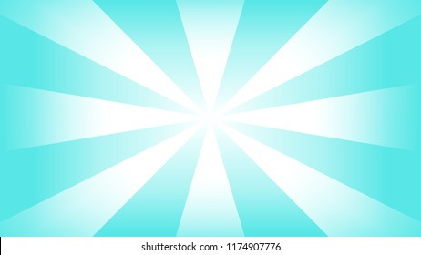 Wow! Discount Offer Background Model Template Turquoise Spotlight Shine Centered for Ads Web TV Commercials Flyer, Add just Text Logo Product Image Widescreen 16:9 300dpi HQ Ready made Marketing Tool