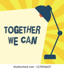 together we might essay