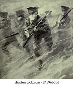 German Soldiers Ww1 Images, Stock Photos & Vectors | Shutterstock