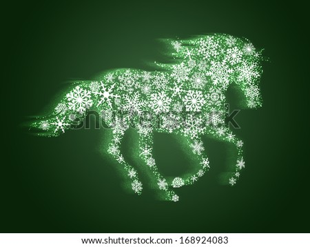 year of horse happy new year
