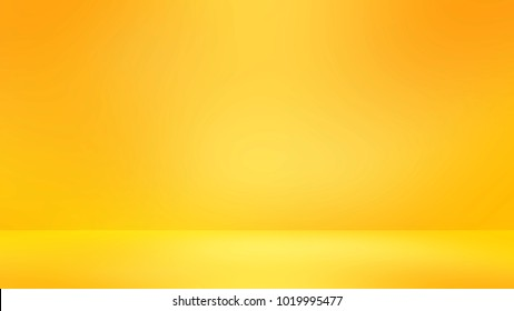 yellow 3d room background 260nw 1019995477