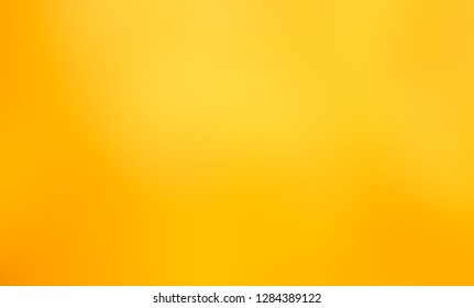 Yellow abstract blurred background