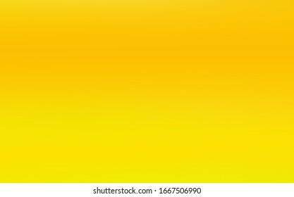 Yellow background. Gradient. Warm shades.