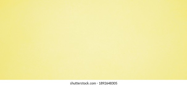 Yellow background, pastel light spring color paper, soft old vintage texture