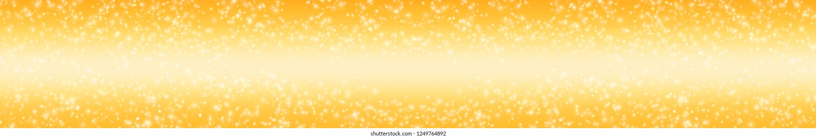 Yellow background with stars