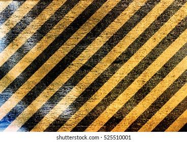 yellow and black marking grunge style background