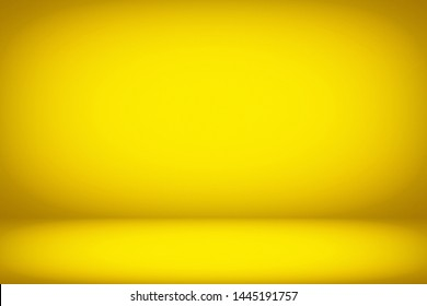 Yellow Gold Luxury Gradient Background, Suitable for Presentation and Backdrop.
