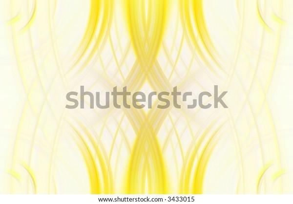 Yellow Meeting - High Resolution Illustration