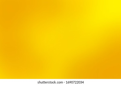 Yellow and orange color background gradient. Abstract background