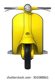scooter front view images stock photos vectors shutterstock https www shutterstock com image illustration yellow retro scooter on white background 301088861