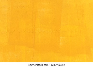 Yellow Watercolor, Abstract Background