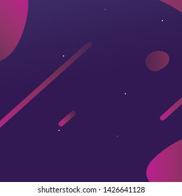 You can use Fluid Dark Purple background Walpaper on several platforms.
