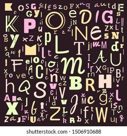 Z Words Images Stock Photos Vectors Shutterstock