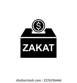 zakat icon. Element of ramadan icon. Premium quality graphic design icon. Signs and symbols collection icon for websites, web design