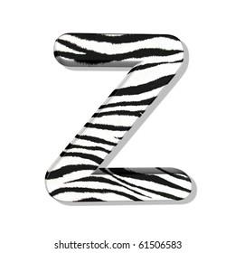 zebra font; vol.2