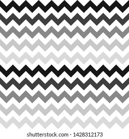 Zigzag pattern background geometric chevron abstract illustration, zig graphic.