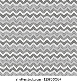 Zigzag pattern. Geometric background flat style illustration. Texture for print, banner, web, flyer, cloth, textile