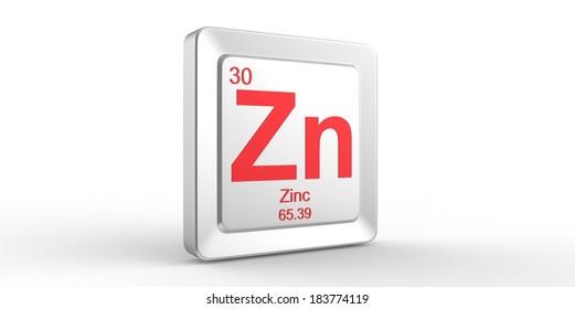 Zinc Symbol Images Stock Photos Vectors Shutterstock