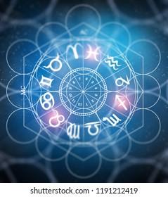 zodiac astrology symbols