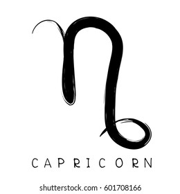 Capricorn Sign Images, Stock Photos & Vectors | Shutterstock