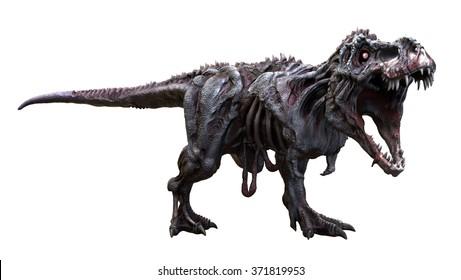 Zombie Dinosaur Images Stock Photos Vectors Shutterstock ✓ gratis para uso comercial ✓ imágenes de gran calidad. https www shutterstock com image illustration zombie tyrannosaurus rex 371819953