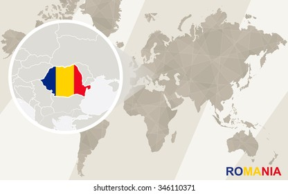 Imágenes, fotos de stock y vectores sobre Romania Location ...