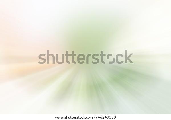 Zoomed blur background gradient line center design