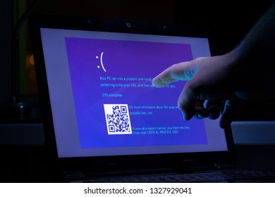 Cara Mengatasi Blue Screen of Death