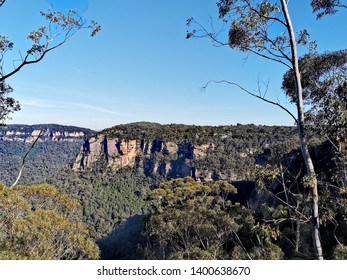 a nice view from katoomba