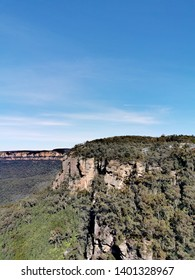 a beautiful scenery from katoomba