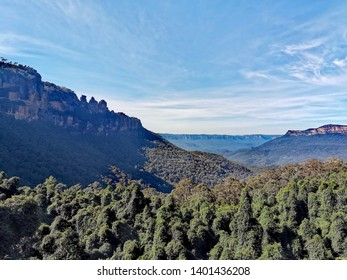 a great scenery of katoomba