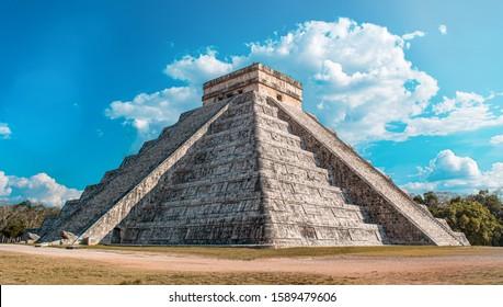 Chichén Itzá - México, Yucatán