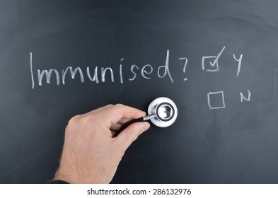 Immunised?