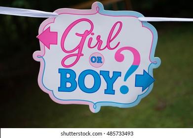Girl/Boy?