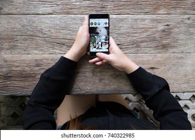 Cara mendapatkan filter pertanyaan instagram