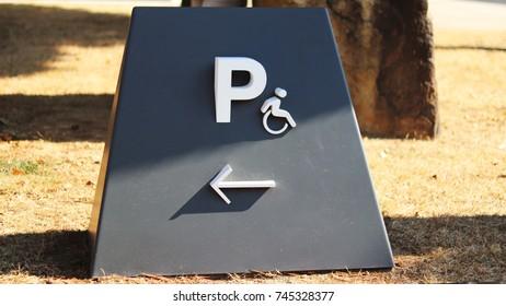 ParkingGuidanceforDisabledPerson