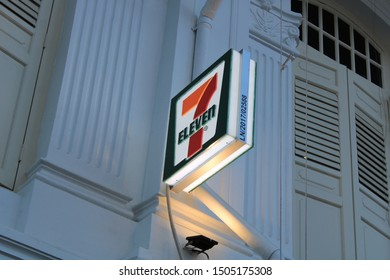 01 September 2019, Orchard City, Singapore-7-Eleven Inc.is a Japanese-American international chain ofconvenience stores, headquartered inDallas, Texas. The chain was founded in 1927 asTote'm Store