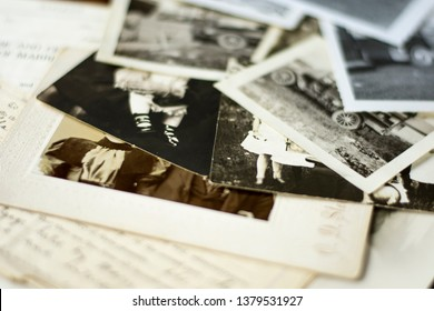 01.31.2019. Genealogy and Family History 3 - Old Photographs and Documents from around 1880-1940
