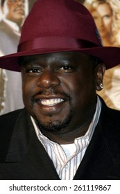 """02/14/2005 - Hollywood - Cedric The Entertainer at the """"Be Cool"""" Premiere Red Carpet at Grauman's Chinese Theater in Hollywood."""
