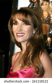 """02/14/2005 - Hollywood - Jane Seymour at the """"Be Cool"""" Premiere Red Carpet at Grauman's Chinese Theater in Hollywood."""