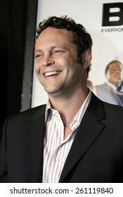 """02/14/2005 - Hollywood - Vince Vaughn at the """"Be Cool"""" Premiere Red Carpet at Grauman's Chinese Theater in Hollywood."""