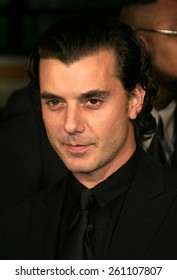 """02/16/2005 - Hollywood - Gavin Rossdale at the """"Constantine"""" Film Premiere at Graumans' Chinese Theatre in Hollywood."""