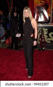 "02FEB2000:  Actress TARA REID at the Hollywood premiere of ""The Beach"" which stars Leonardo DiCaprio & Virginie Ledoyen.  Paul Smith / Featureflash"